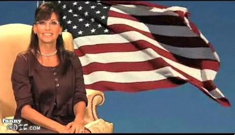 Sarah Palin Interview via Funny or Die